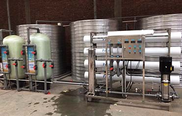 工厂定制型净水设备